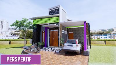 desain rumah minimalis sederhana 9x12 - desain rumah minimalis