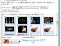 Cara Membuat Slide Show Themes Windows 7 Dengan Gambar Sendiri