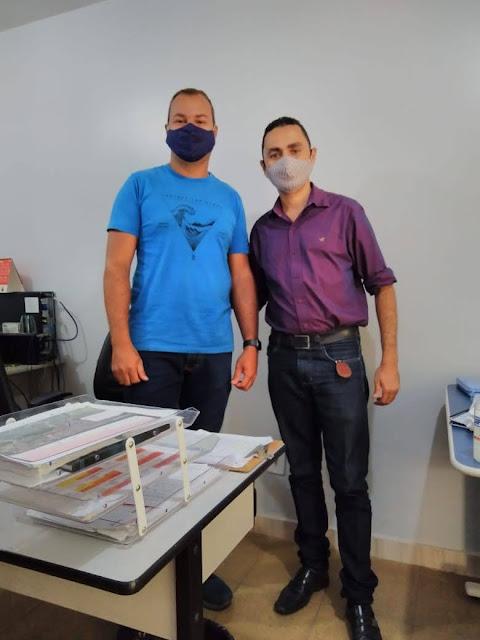 Cristópolis: Vereador Cezinha da Saúde visita a CERB nesta terça-feira(16)