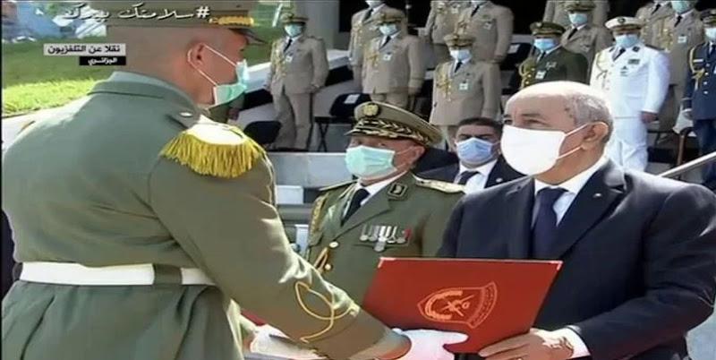 متخرجي الأكاديمية العسكرية بشرشال,Académie militaire de Cherchell