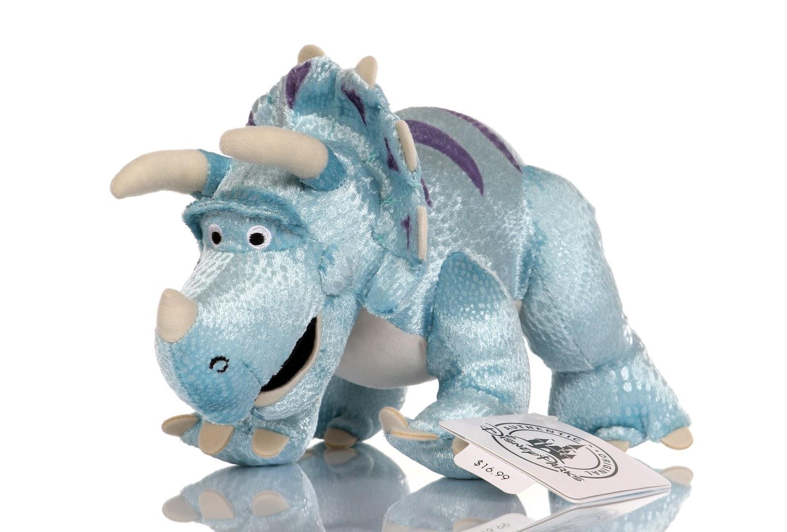 toy story disney parks trixie plush toy