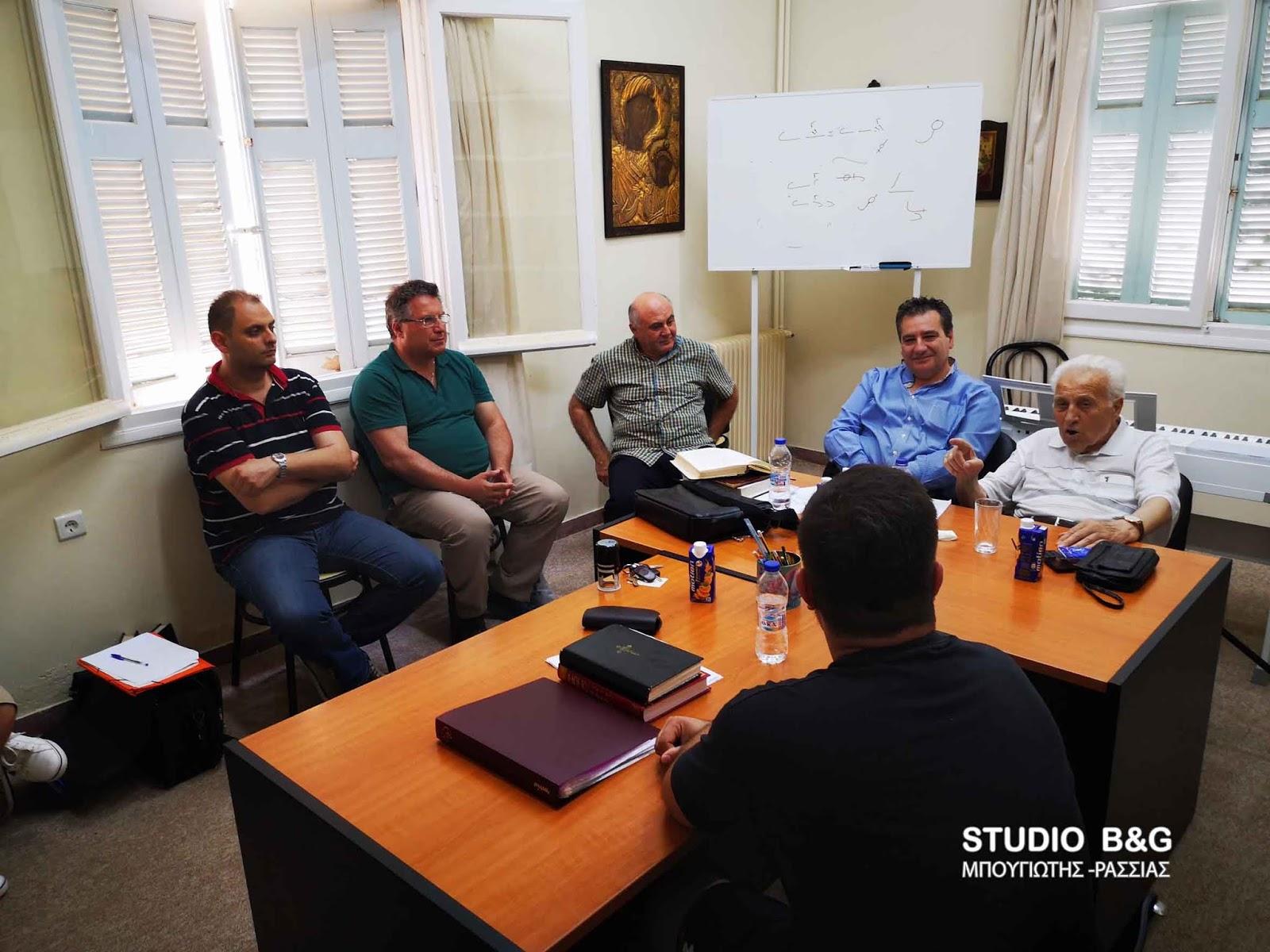 Με επιτυχία οι προαγωγικές εξετάσεις της Σχολής Βυζαντινής Μουσικής της Μητροπόλεως Αργολίδος