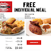 Free Quarter White Chicken or 3 Piece Dark Chicken, Cornbread + 2 Sides at Boston Market. No Purchase Required!