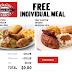 Free Quarter White Chicken or 3 Piece Dark Chicken, Cornbread + 2 Sides at Boston Market. No Purchase Required!