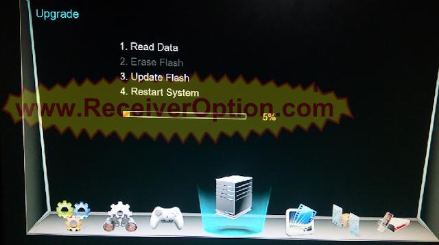 ECHQLINK T9 HIGH CLASS HD RECEIVER NEW SOFTWARE WITH ECAST & DLNA OPTION