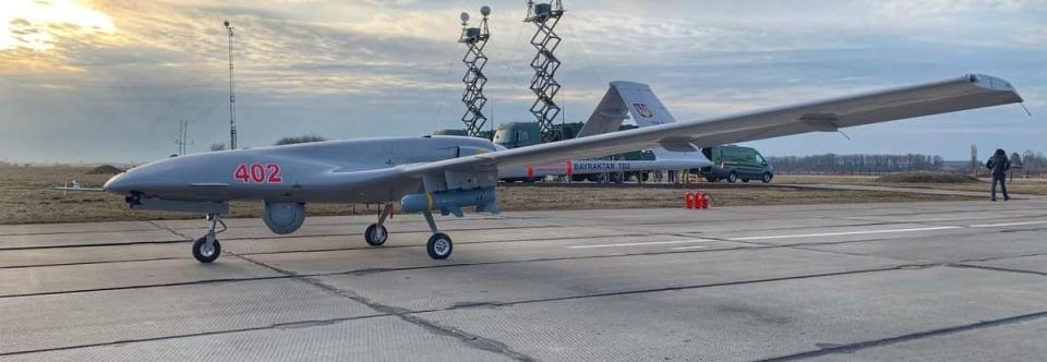 Україна хоче придбати ще пів сотні ударних БпЛА Bayraktar TB2