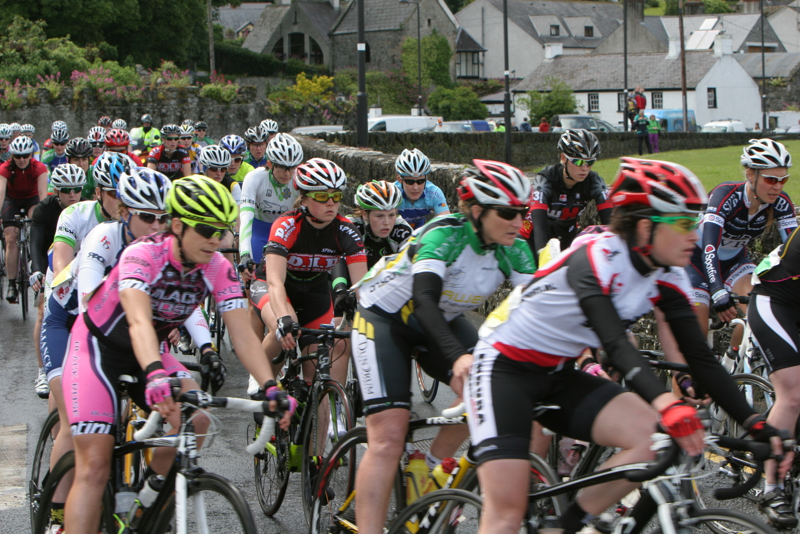 ... Siobhan Dervan Horgan   Mel Spath. All scare the crap out of anybody  that race them 7020b9b07