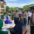 Ditlantas Polda Aceh Gelar Rapid Test Gratis di Terminal Batoh