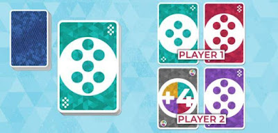 It's Player 2's turn to play a card. Who will win this game?