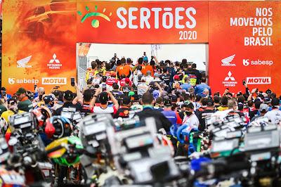 Sertões ganha destaque no Grupo Bandeirantes. Crédito: Cadu Rolim