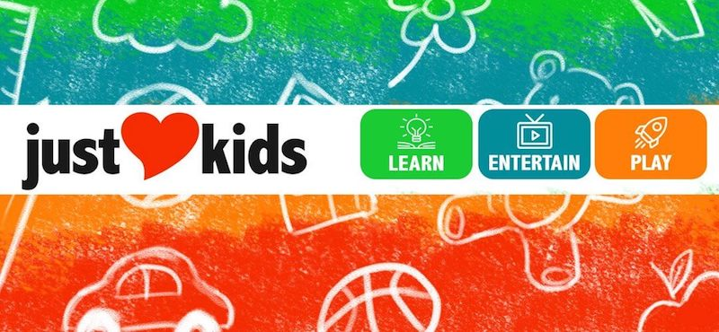"ABS-CBN to launch child-friendly EDUtainment hub ""Just Love Kids"" on September 11"