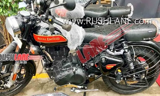 Royal Enfield has launch classis 350 in upcoming month.