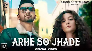 Checkout Harlal Batth new song Arhe so jhade & its lyrics are  penned by him