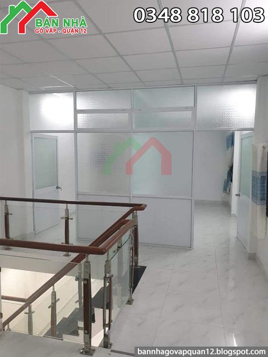 Nhà hẻm Phạm Văn Chiêu phường 9