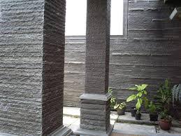 batu andesit untuk pilar
