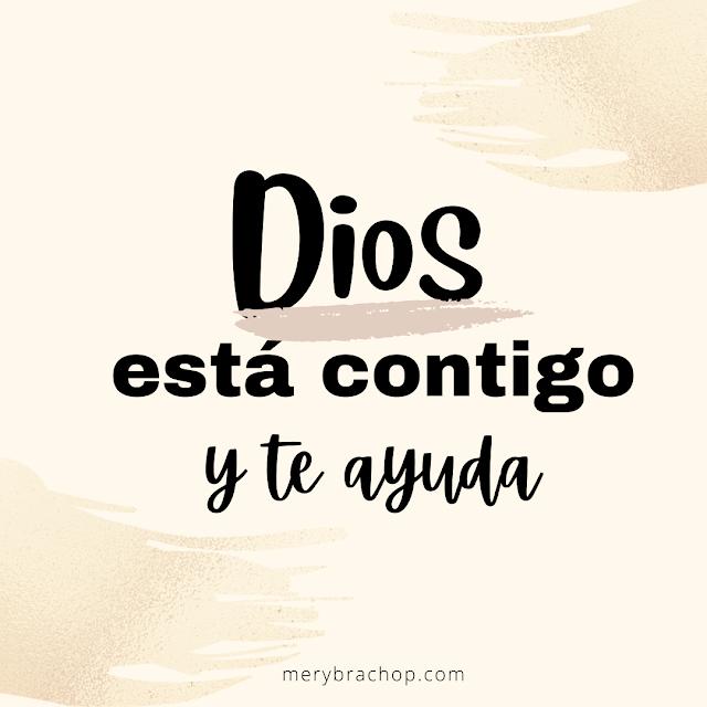 Dios te ayuda frases para enfermo aliento