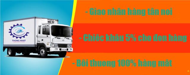 Chành xe Nam Bắc chuyên vận chuyển hàng đi Đà Nẵng, Huế, Hà Nội nhanh chóng, an toàn