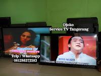 bengkel tv curug tangerang