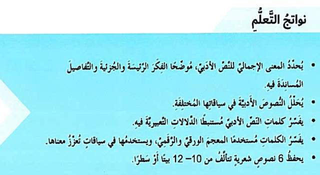 حل درس يوم الشهيد لغة عربية فصل أول صف ثامن