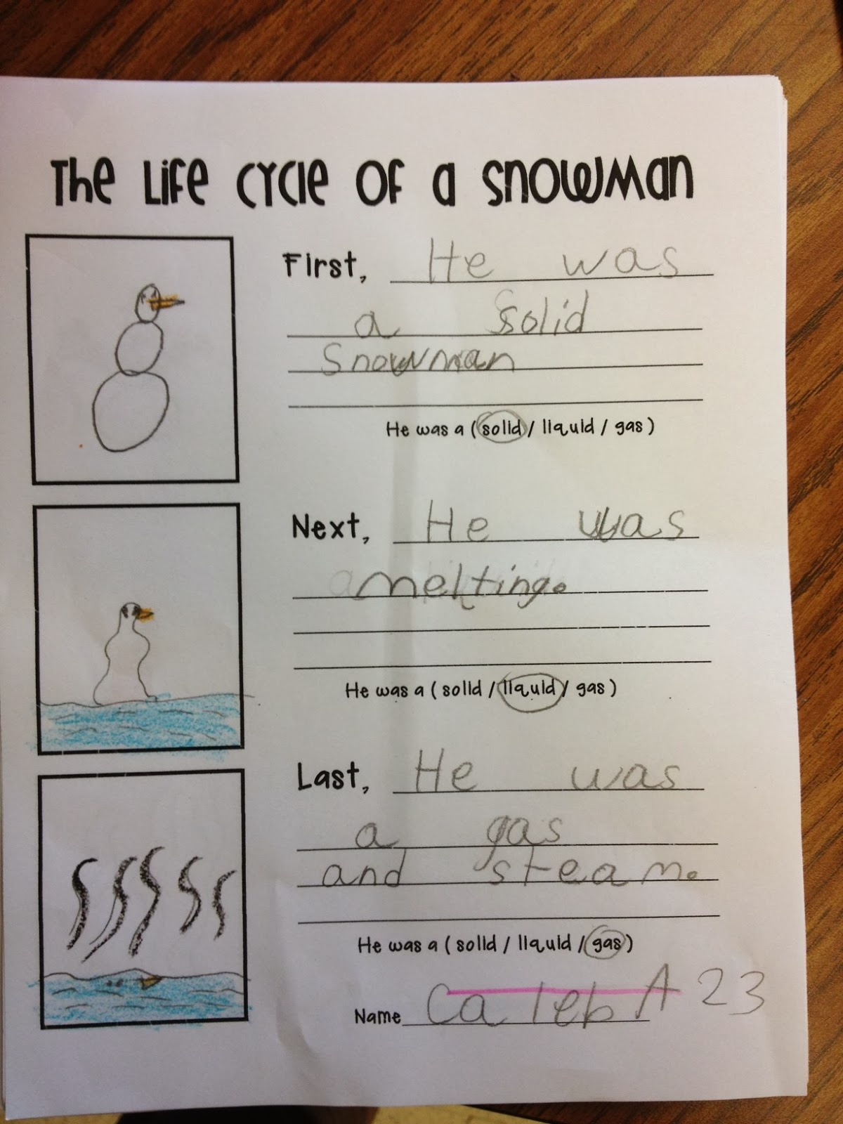 Simply Second Grade We Re Having Snow Much Fun In 2nd Grade