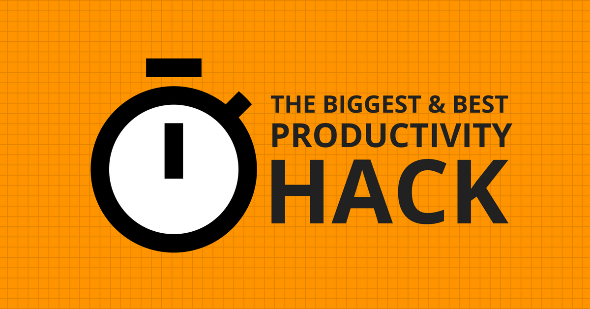 6 Hacks to Increase Your Productivity