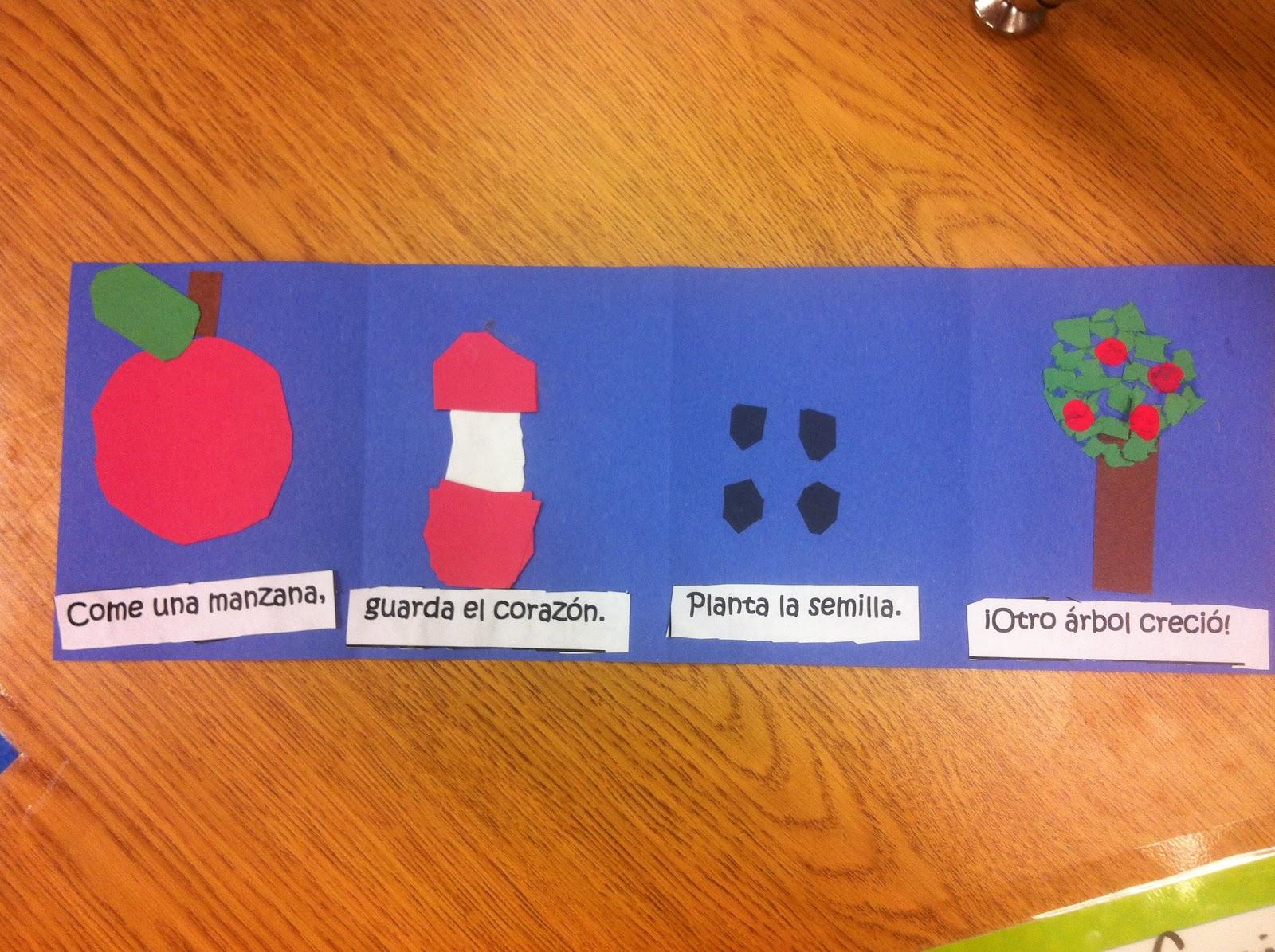 Kinder Dual Language Divas Apples And Pumpkins Everywhere