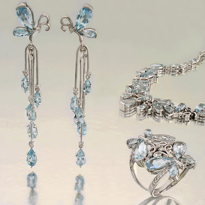 Latest Gemstones jewelry
