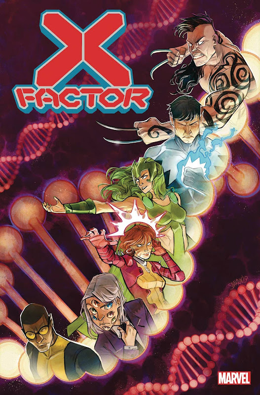 Cover of X-Factor #1 2020