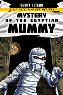 Mystery of the Egyptian Mummy Scott Peters Reading Comprehension