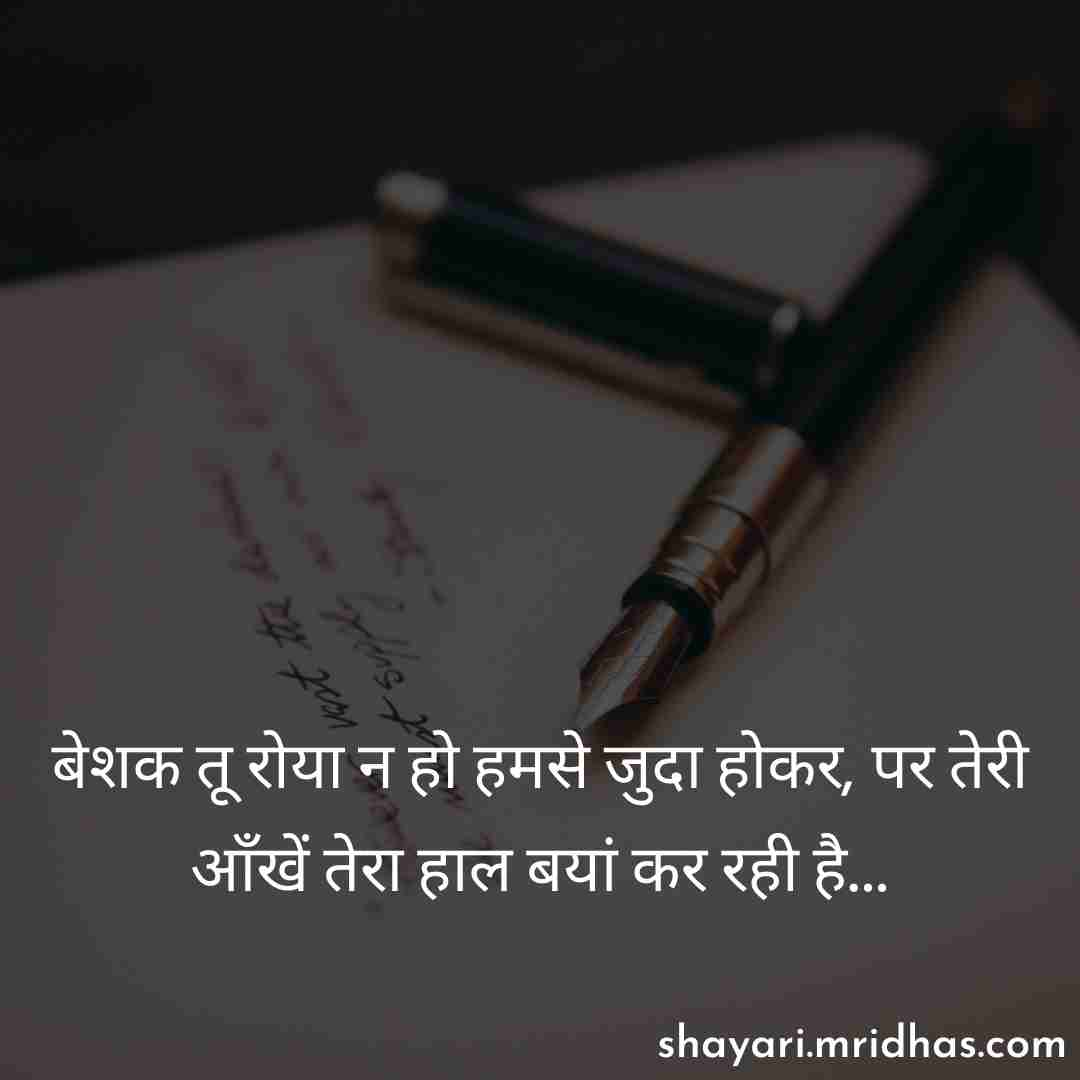 Meri Diary Sad Shayari in Hindi
