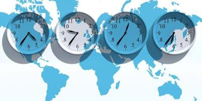 zona waktu dunia