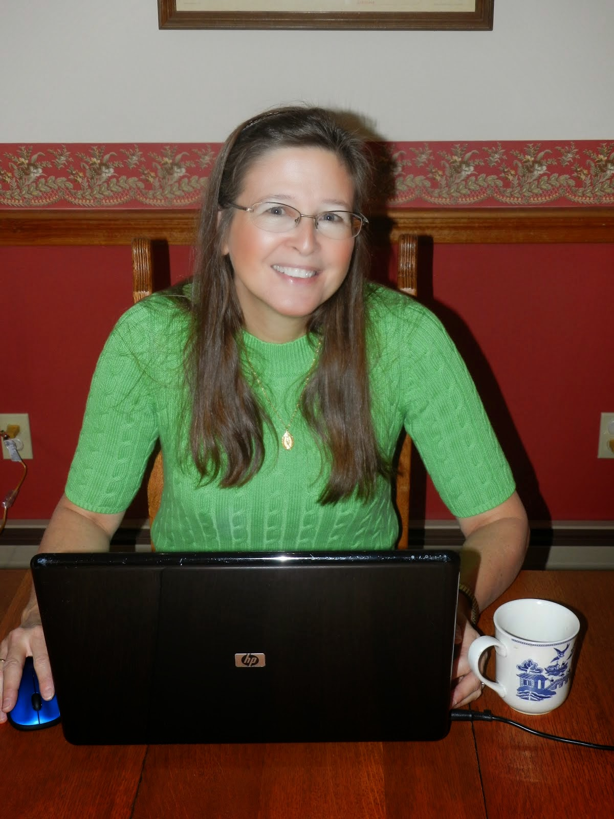 "Hi, I'm Laura Pearl--wife, mother, ""Grammy,"" and author.  I'm glad you stopped by!"