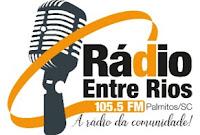 Rádio Entre Rios FM 105,5 de Palmitos - Santa Catarina