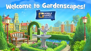 Download Gardenscapes MOD APK [Money, Coins & Stars]