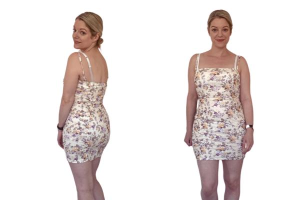 femme luxe finery summer dress bodycon