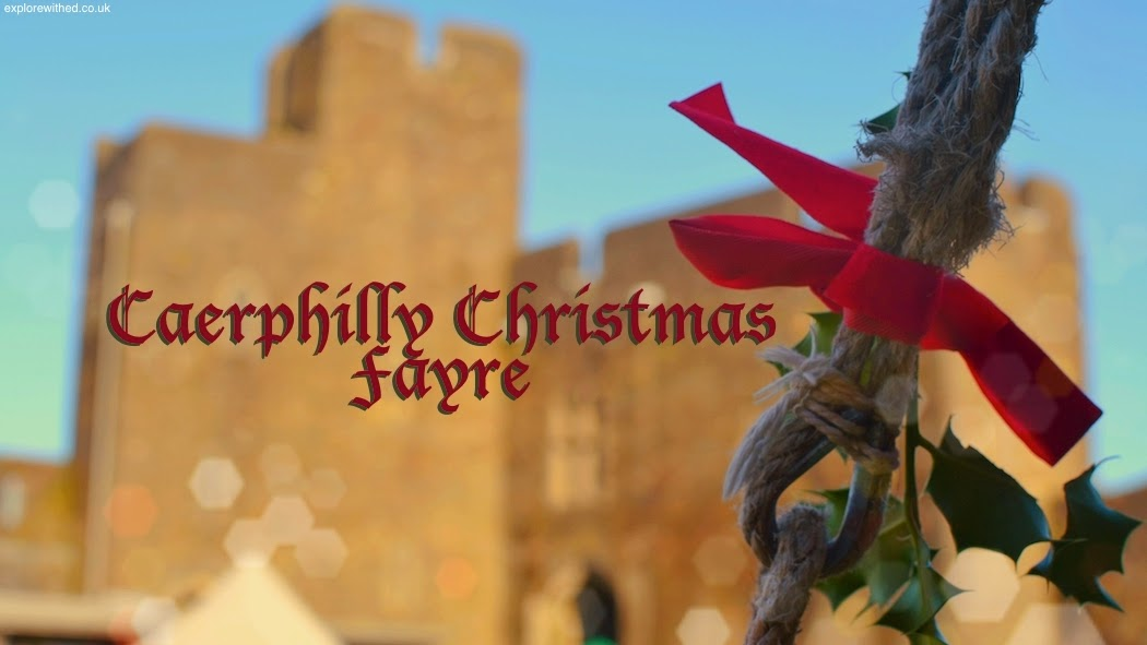 CHRISTMAS AT CAERPHILLY CASTLE