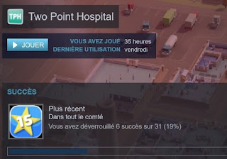 two point hospital jeu