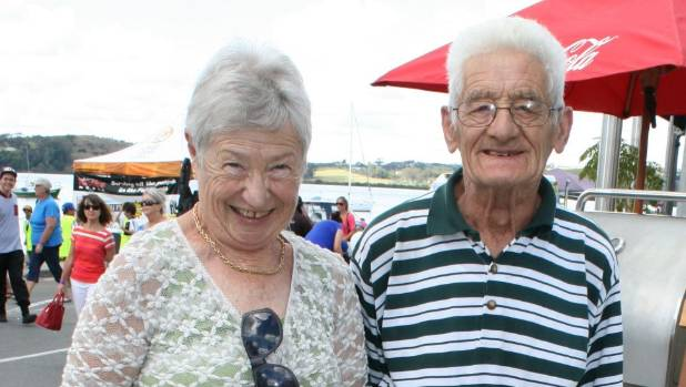 Inseparable Old Couple Die Same Day After 61 Years Of Marriage