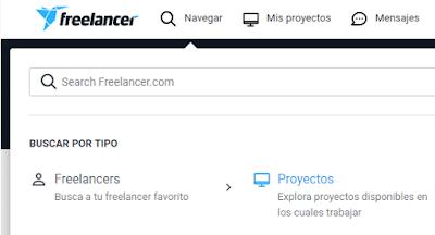 Proyectos Freelancer.com