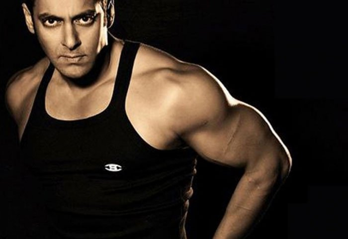 GET by U: Salman Khan's body