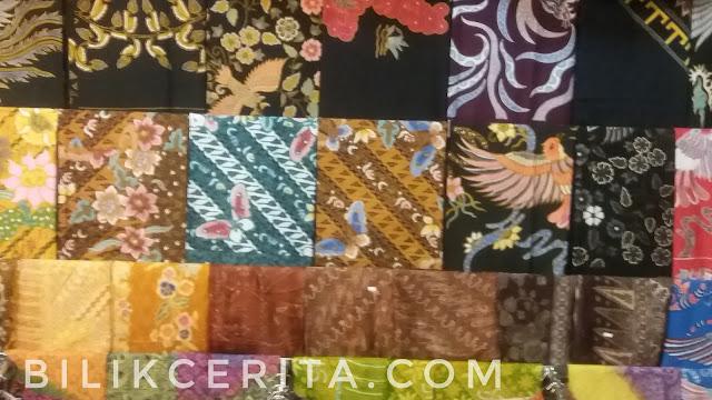 Nyari batik di Jakarta ? ITC Permata Hijau aja !