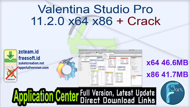 Valentina Studio Pro 11.2.0 x64 x86 + Crack