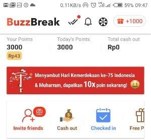 pembayaran buzzbreak