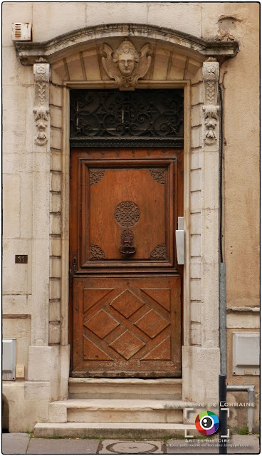 NANCY (54) - Rue Montesquieu