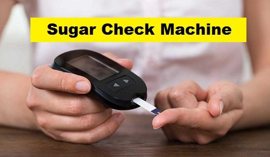 Sugar Check Machine