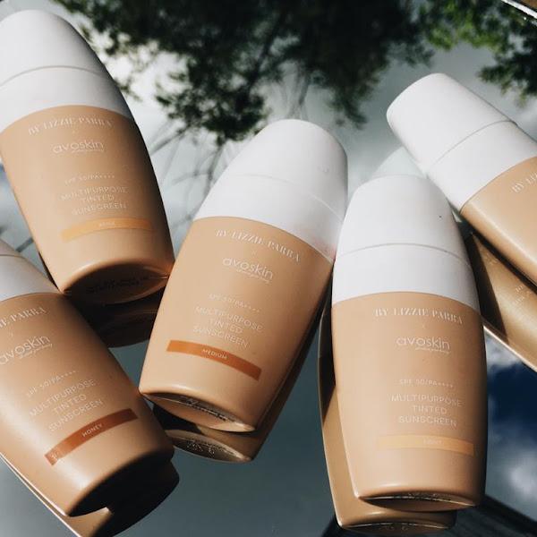 [Review] BLP X Avoskin 'Multipurpose Tinted Sunscreen'