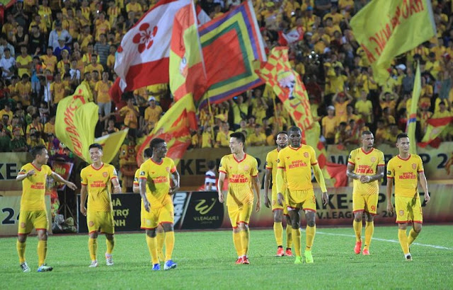 Trận Nam Định vs Hà Nội: Niềm tự hào của cả châu Á