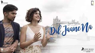 दिल जाने ना Dil Jaane Na Lyrics In Hindi - Dil Juunglee