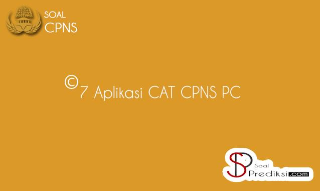 √ 7 Aplikasi CAT CPNS untuk PC Offline Terbaru 2019 Gratis