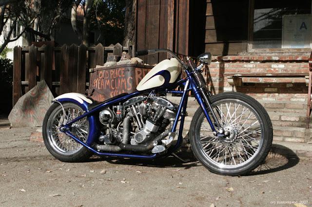 Harley Davidson Shovelhead 1980 By Cro Customs Hell Kustom